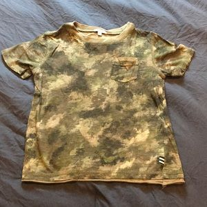 Boys size 5/6 camp Splendid T-shirt